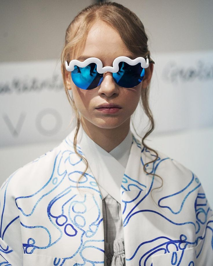 Creating conventional pieces that explore and rework through clever detailing, @akvile_aqvile was founded in 2014 with a spirit of post punk subculture, aggressive minimalism and garage aesthetics reflected throughout the designs  #EmergingDesigners #Punk #Sunglasses #LondonDesigners