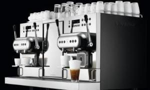 B2B Nespresso machine - Aguila - for main bar - capsule coffee system