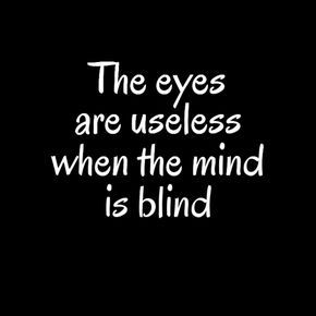 Open Your Mind To See Quote Quotations Positive Quotes Words