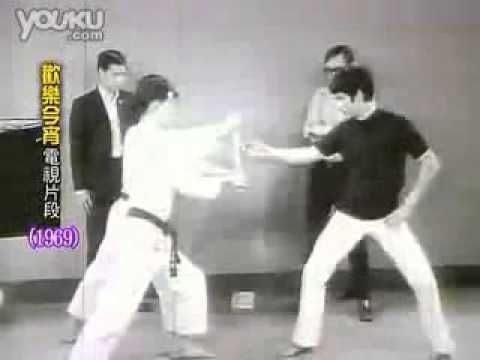Bruce Lee's amazing Kung Fu one inch punch(SOCO DE UMA POLEGADA)