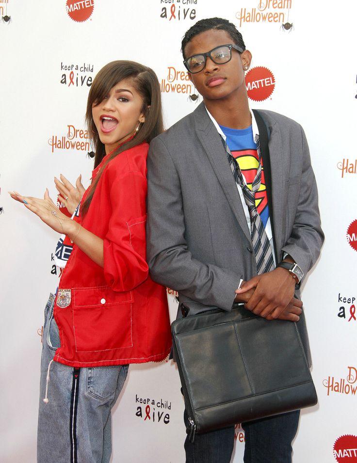 Are zendaya and trevor jackson still dating 2