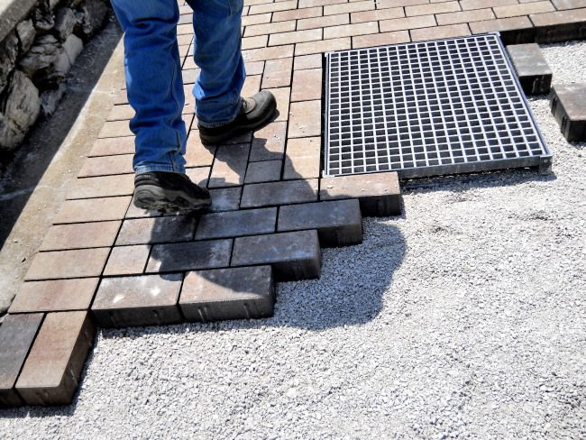 MMSD - Porous pavement to capture rain water and snowmelt
