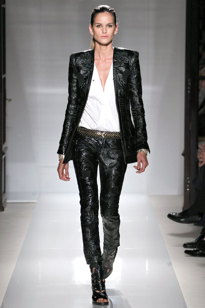 Balmain | Spring 2012 Ready-to-Wear Collection | Style.com