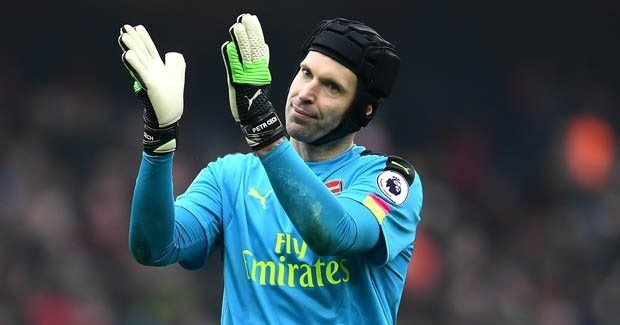 Arsenal shot-stopper Petr Cech is set to become the first Premier League goalkeeper to reach 200 clean sheets when he goes up against former club Chelsea on Wednesday. The 35-year-old currently sits on 199 clean sheets from 423 appearances and his nearest rival is former Premier League keeper David James in second on 169. The Czech International earned 162 of his EPL clean sheets during an 11-year spell with the Blues winning three of his four golden glove titles at Stamford Bridge and is…