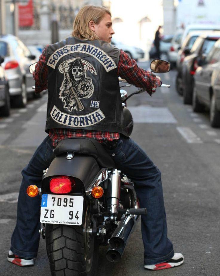 sons of anarchy jax teller leather jacket vest