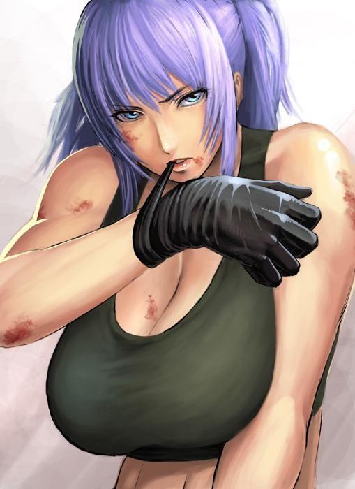 King of Fighters Leona | Leona Heidern (King of Fighters)