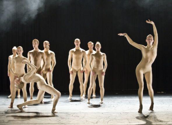 Nude Modern Dance 76