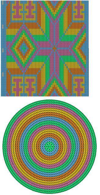 Wayuu Mochilla Bag Chart 46