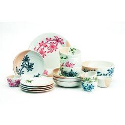 NON-temporary ceramics by Hella Jongerius. Produced by Koninklijke Tichelaar Makkum