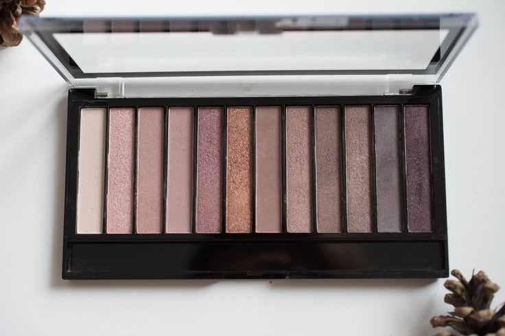 Makeup Revolution London Redemption Iconic 3 palette - Review, swatches and recommendations