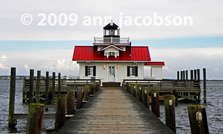 A lighthouse in Manteo, NCOutter Banks, Banks N C