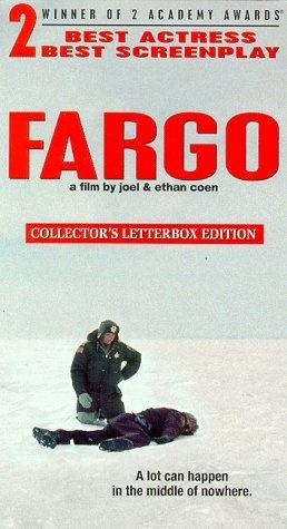 Fargo (1996)  Jerry Lundegaard's inept crime falls apart due to his and his henchmen's bungling and the persistent police work of pregnant Marge Gunderson.    Director: Joel Coen, and 1 more credit »  Writers: Ethan Coen, Joel Coen  Stars: William H. Macy, Frances McDormand and Steve Buscemi