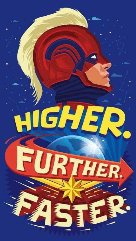 Television Killed Your Vision Iphone Wallpaper Marvel Quotes Captain Marvel Marvel Merchandise