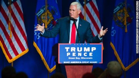 Mike Pence will attend Monday's presidential debate, an adviser to the vice…