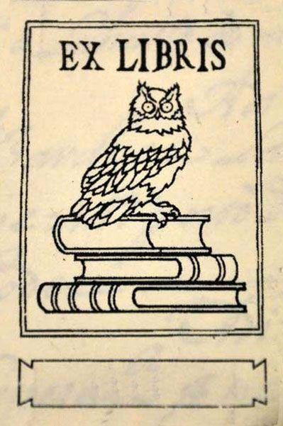 Ex libris 4
