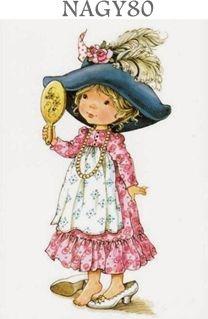 Választható minták ANNO Nagylánynak, Nagyfiúnak 4-10 éves | EraDekor - Festett Bútorok