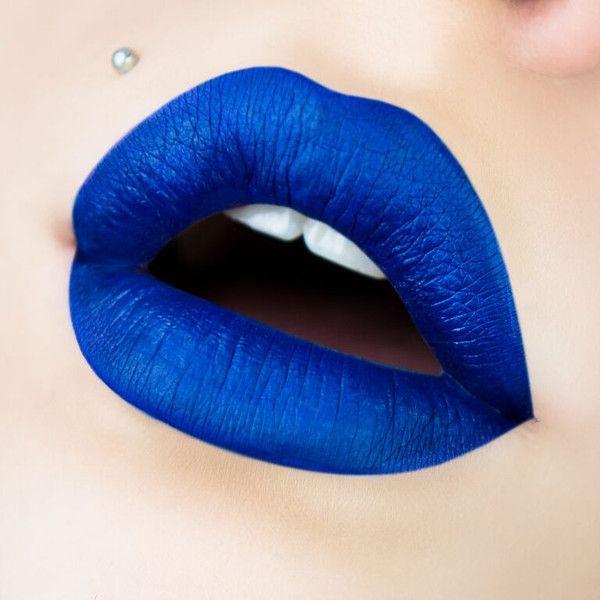 17 Best ideas about Blue Lipstick on Pinterest | Blue lips ...