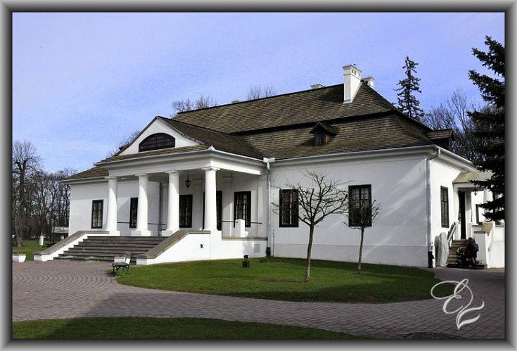 POLSKIE DWORKI, DWORY I PAŁACE PRĄDNIK BIAŁY. Dzielnica Krakowa.  Dawny pałac/dworek biskupów krakowskich  to obecnie kompleks budynków wchodzących w skład Centrum Kultury  Dworek Białoprądnicki  (pałac ślubów).