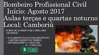 M&G Treinamentos : Curso formação de Bombeiro Profissional Civil # Ca...