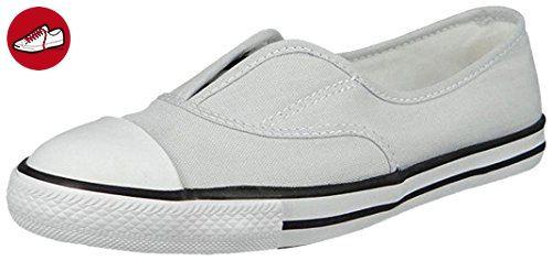 Converse Damen Chuck Taylor All Star Sneaker, Grau, 40.5 EU - Converse schuhe (*Partner-Link)