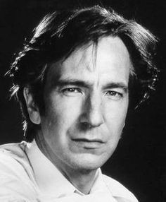 alan rickman young pictures - Google Search
