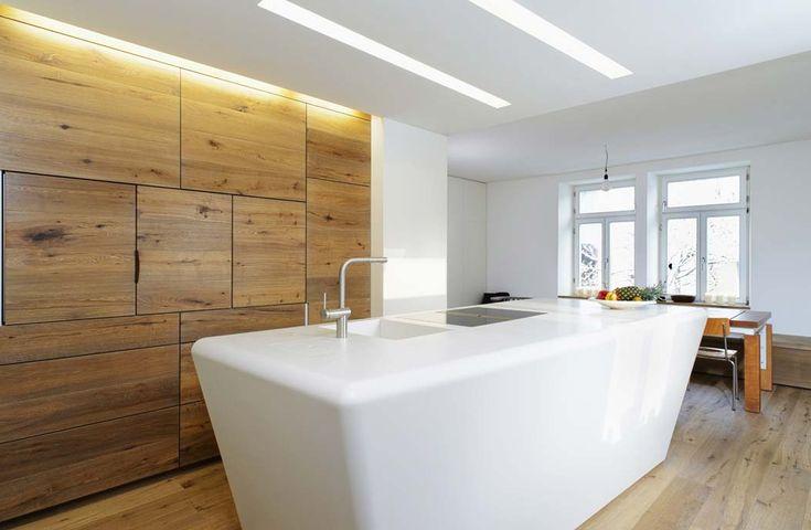 92 besten wei holz beton bilder auf pinterest wohnideen architektur und arquitetura. Black Bedroom Furniture Sets. Home Design Ideas