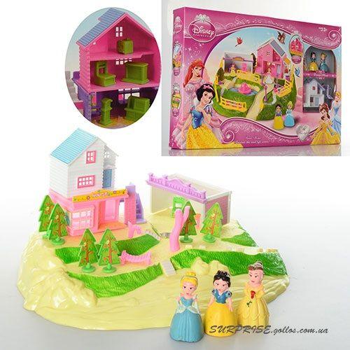 Дом принцессы