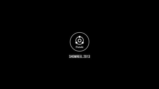 Databhi - 2013 Showreel by databhi. 2013 Showreel
