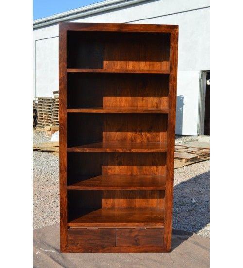 Indyjski drewniany #regał/ #biblioteka Model: sc-009 @ 1,480 zł. Kup teraz @ http://goo.gl/Yvpdhd