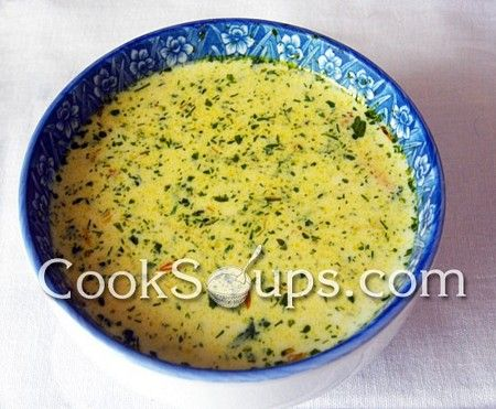 Cote D'Azur Cure-All Soup Recipe — Dishmaps