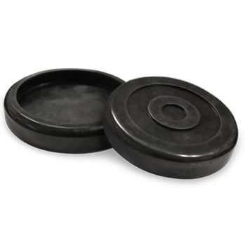 Bendpak Replacement Polyurethane Tuf-Pad Two-Post Lift Pad / Slip Over / Round / Ea.