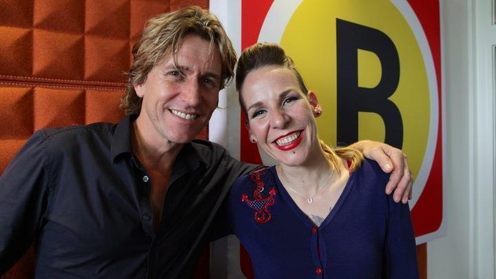 René Schuurmans klaar voor Toppers in Concert en zijn tienjarig jubileum http://brabantn.ws/CWi