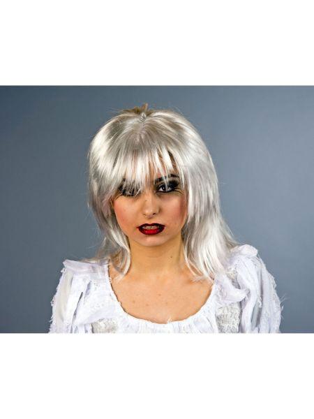 "https://11ter11ter.de/46909860.html Langhaar Halloween Perücke ""Geisterbraut"" #11ter11ter #perücke #haare #fasching #karneval #halloween #woman #langhaar #geist #braut #geisterbraut #ghost"