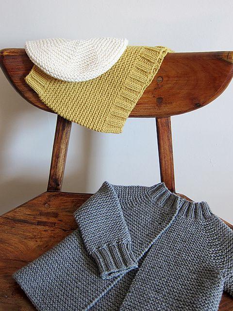 Sweet little knits : Ravelry : EspaceTricot's Lottie in Lark by Carrie Bostick Hoge