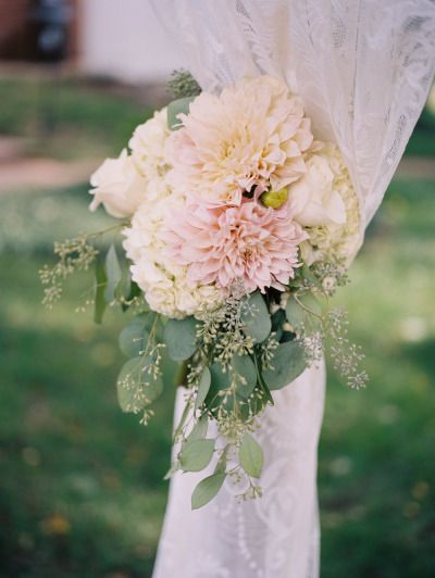 Elegant St Louis Garden Wedding