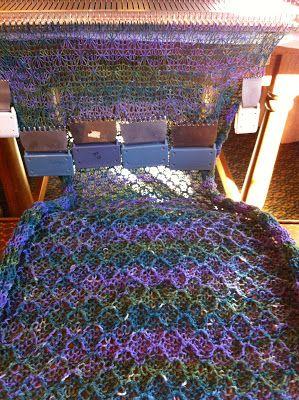 Machine Knitting Fun