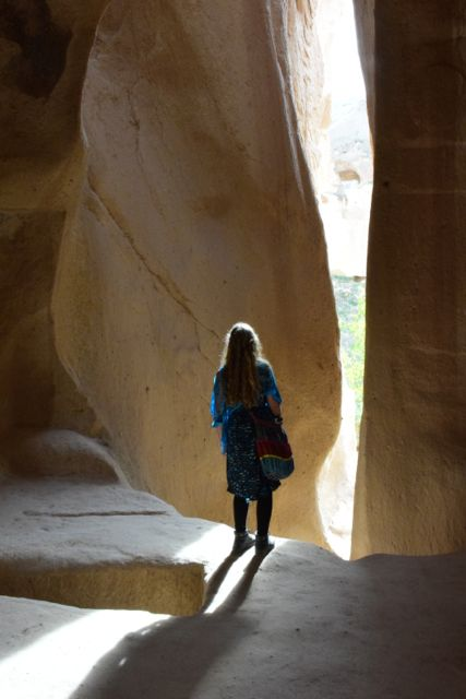 Caves, Churches, and Travel Tips – Zelve Valley   Travelin' Kait