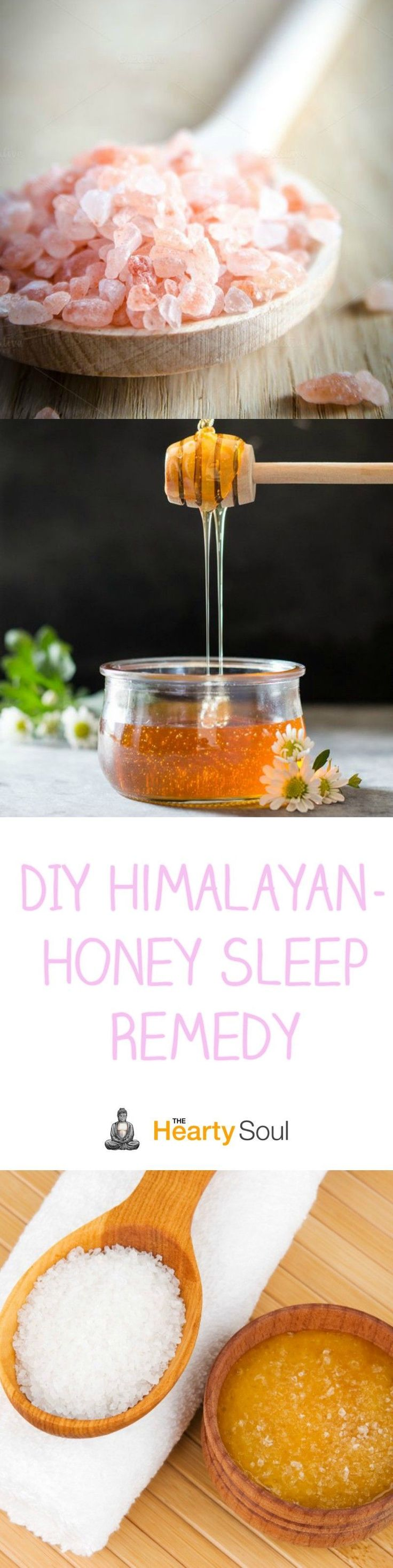 DIY Himalayan Sleep Remedy #NaturalInsomniaCures