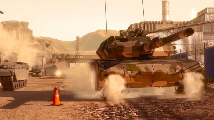 Armored Warfare Official Chemical Plant Trailer This new map situated in the Mojave Desert offers advantages for every vehicle class. February 22 2017 at 04:10PM  https://www.youtube.com/user/ScottDogGaming