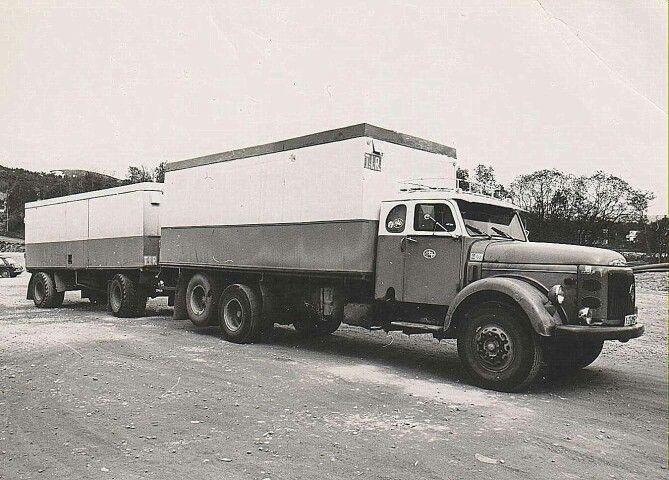 Volvo 495 TITAN. COMBINATIE.