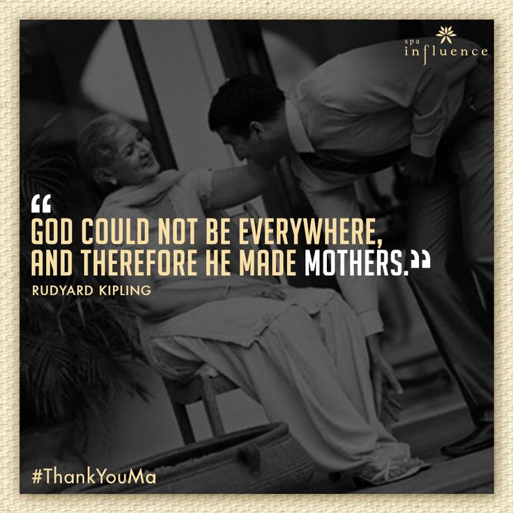 She brought you into this world. She brought you up. And she made all of your wishes come true. If there was a God on Earth, it is her. #mothersday #quote #spa