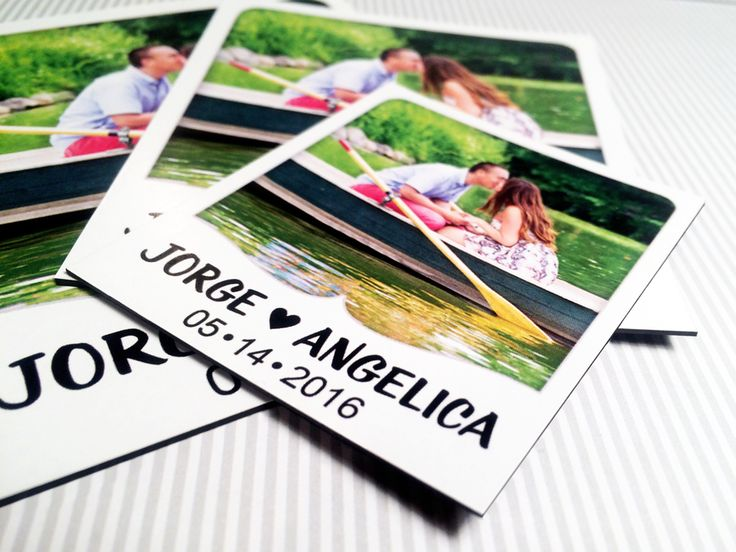 """★★★★★ """"Fantastic product! Christy was SO easy to work with! Definitely recommend all of her work! """" Julia A. http://etsy.me/2D3m9Kl  #photomagnets #envelopesincluded #freeshipping #etsyweddings #savethedate #weddingfavors #HandmadewithLove #Memorable #HighQuality #SaveyourDate  #Love #Wedding #Engagement #Bride #Engaged #MyWeddingDay #BrideToBe  #AwesomeWeddingFavors #PartyFavors #etsy #etsyshop #etsyfinds #etsygifts #etsywedding #etsyweddingshop #etsyweddingideas #etsyweddinginspiration"""
