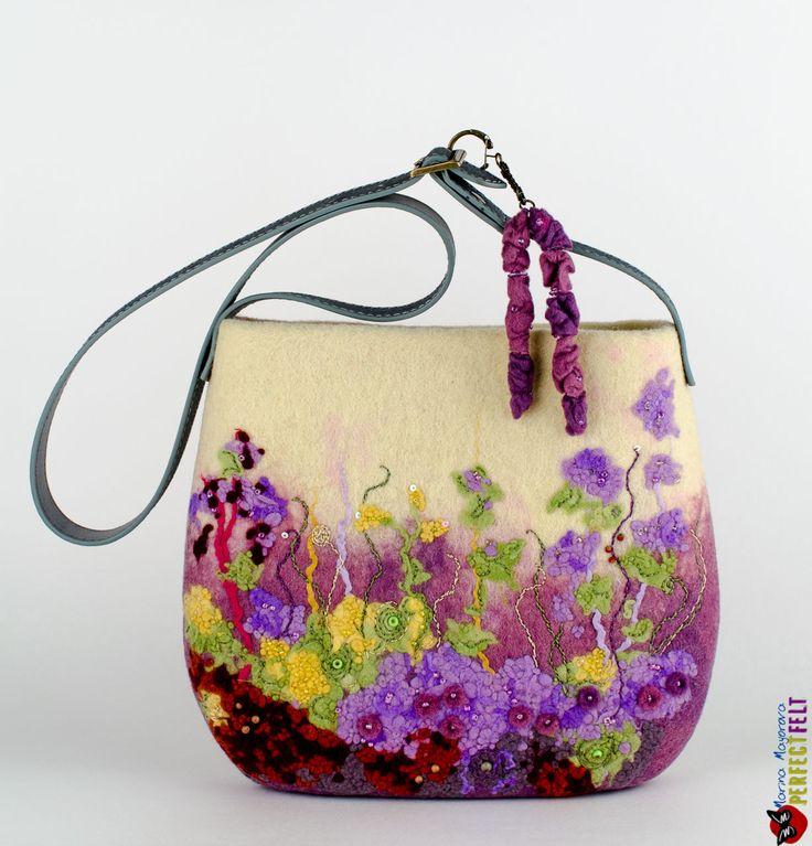 felted bag Florine