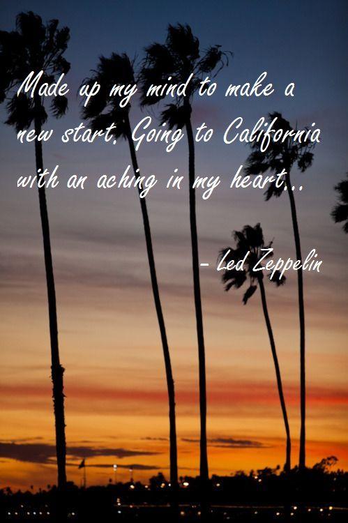 Going To California - Led Zeppelin