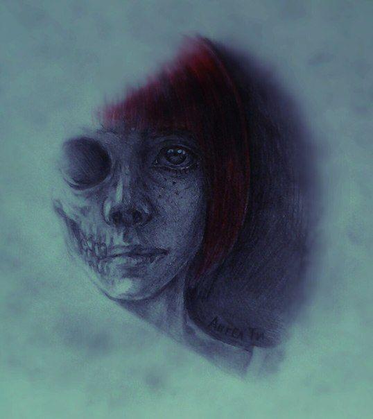 Смерть by Ангел Ти