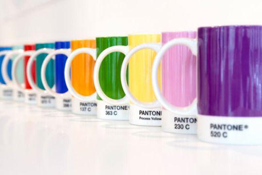 #mug #pantone