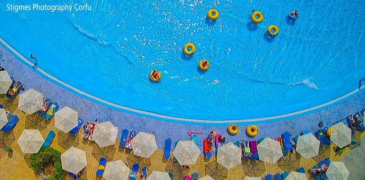 Amazing wave pool!