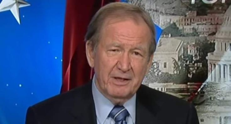 """A """"satirical"""" news site quoted a fake interview between Buchanan and a real conservative site. CLAIM: Pat Buchanan said America was better when everybody """"knew their place."""""""
