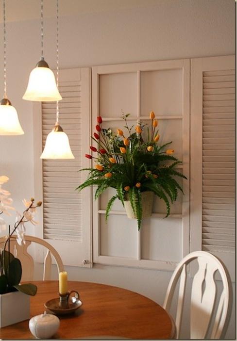 17 mejores ideas sobre persianas viejas en pinterest - Decoracion de persianas ...