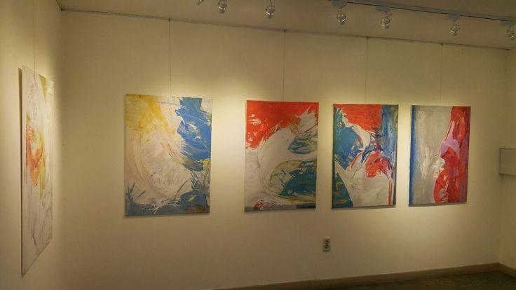 Kolejna ekspozycja twórczości polskiej artystki Danuty Nawrockiej w Korei Płd. Od 2 do 12 marca 2016r. jej prace prezentowane są w centrum światowej metropolii w Seulu Galerii Jang Eun Sun. http://artimperium.pl/wiadomosci/pokaz/709,danuta-nawrocka-w-galerii-jang-eun-sun-w-seulu#.Vti56fnhDIU